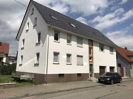 Wunderschöne Dachgeschosswohnung 1,5Zi (saniert)