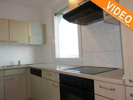 Nähe BTU (ehem. Hochschule Lausitz) Super 1-Zimmer-Whg mit Balkon, Einbauküche u. Fußbodenheizung