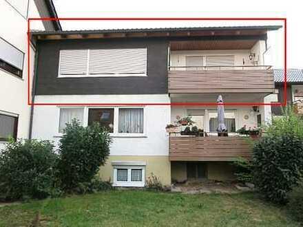 Großzügige 3,5-Zimmer-Wohnung in Aspach bei Backnang in ruhiger Lage