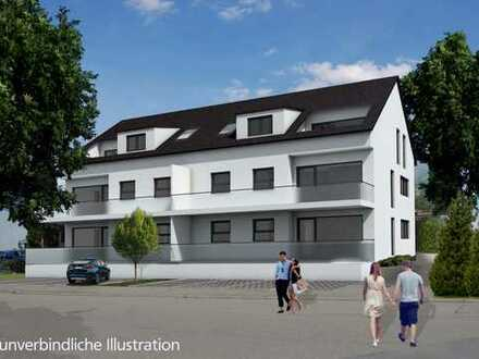 * 4 Zimmer-Wohnung mit großem Süd-Balkon! *