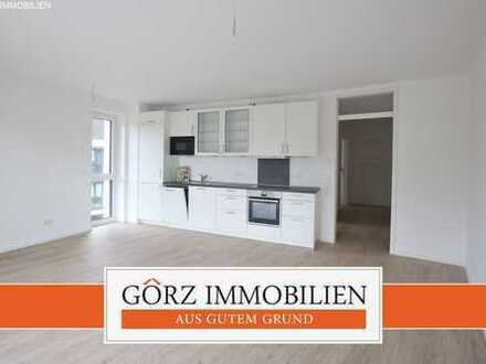 Erstbezug: Traumhafte 2-Zimmer-Wohnung mit großem Balkon in begehrter Lage von Norderstedt-Garstedt