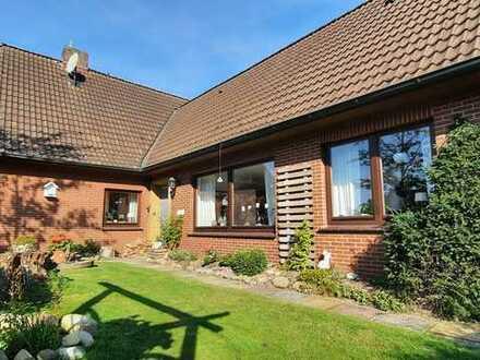 Ruhig wohnen auf dem Land - charmante Wohnung im Zweifamilienhaus