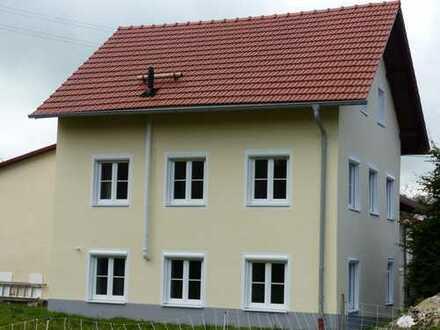 modernisierte Doppelhaushälfte