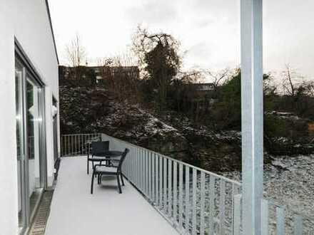 Exklusive 2-Zimmer-Wohnung mit EBK und Balkon in Dormtund