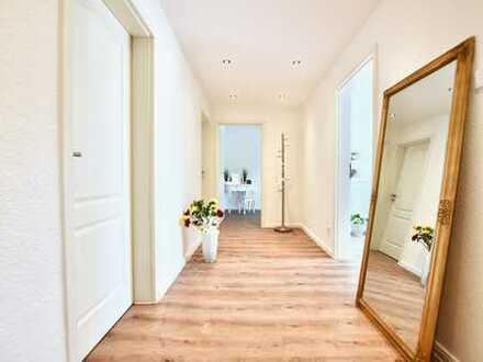 Erstbezug nach Sanierung: attraktive 3-Zimmer-Wohnung mit EBK und Balkon in Lehrte
