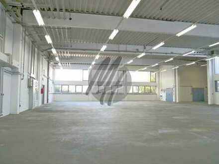 VIELSEITIG NUTZBAR ✓ RAMPE ✓ Lagerflächen (500 m²) zu vermieten