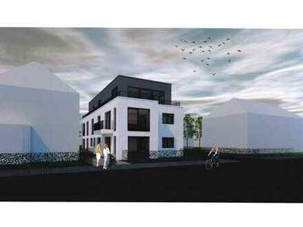 Neubau-Penthouse mit Dachterrasse, Balkon, 4 Zimmer, Tageslichtbad, Gäste-Wc -Fertigstellung Spätsom
