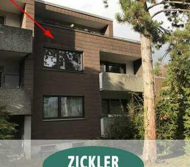 Schöne 3-Zimmer-Wohnung mit Balkon in bevorzugter Wohnlage