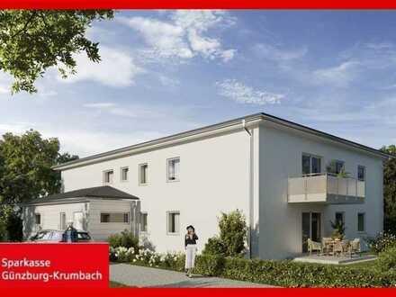 Neubau: Eigentumswohnungen in Offingen