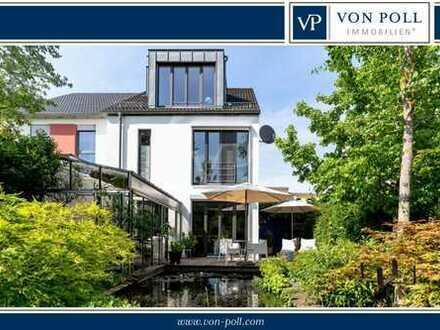 Modernes Architektenhaus für Individualisten