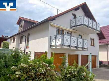 Gepflegte 4,5-Zimmer-Eigentumswohnung in ruhiger Aussichtslage von Gaggenau-Hörden