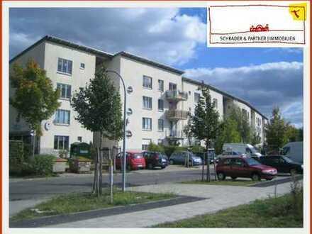 Sehr sonnige 2-Zi.-Whg., hohe Decken, neuwertige EBK, Parkett, großer Balkon, TG - hell und ruhig!