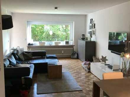 2,5-Zimmer-EG-Wohnung mit Einbauküche in 91056 Erlangen-Büchenbach, frei ab 01.11.2019