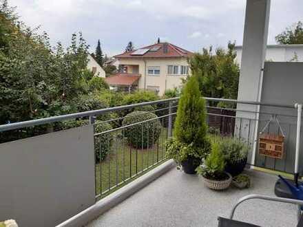 Klein aber fein 2 Zi-WG mit Balkon