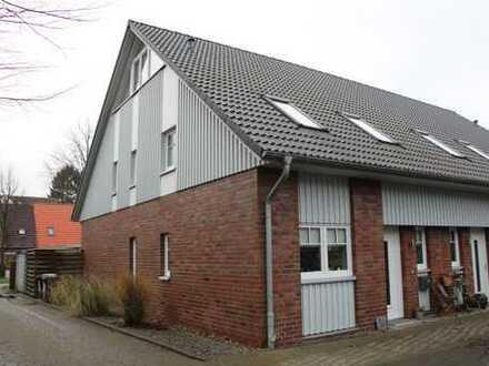 Neuwertiges Reihenendhaus in Flensburg.