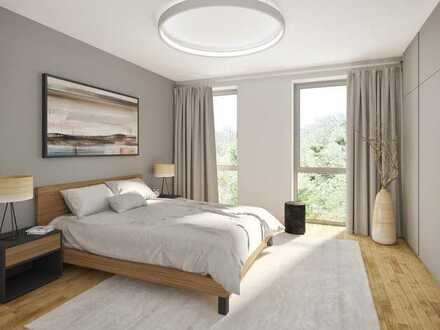 Fast 250 m² - Ihr neues Penthouse über dem grünen Herz der Stadt, dem Maxfeld in Nürnberg