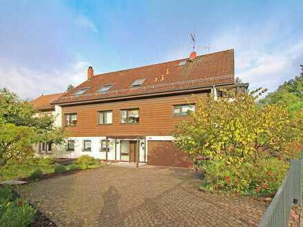 Karlsruhe-Hohenwettersbach - weitläufige 4-Zimmer-Dachgeschosswohnung