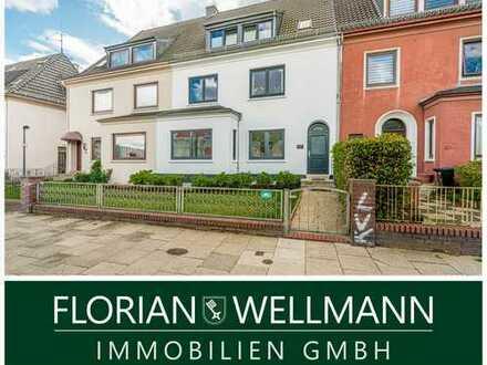 Bremen - Walle | Sanierte 3 Zimmerwohnung in verkehrsgünstiger Lage