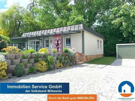 Sehr gepflegtes EFH für die kleine Familie mit schönem Grundstück in zentraler grüner Lage