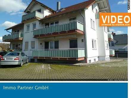 Sonnige, moderne Wohnung zentral in Hagenbach