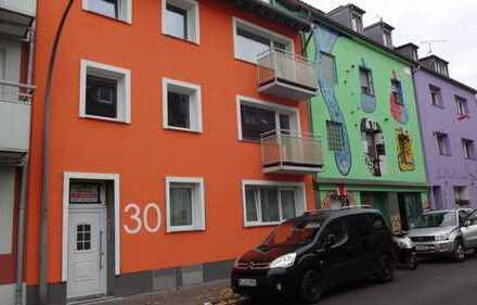 Attraktives Wohnen Rheinnähe Mülheim, mit Terrasse und Balkon