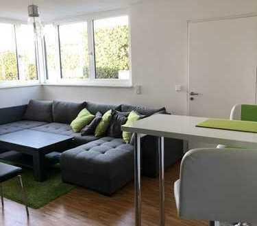 Ruhige 2-Zi. Einlieger-Wohnung zur Vermietung an Wochenend-Heimfahrer/in