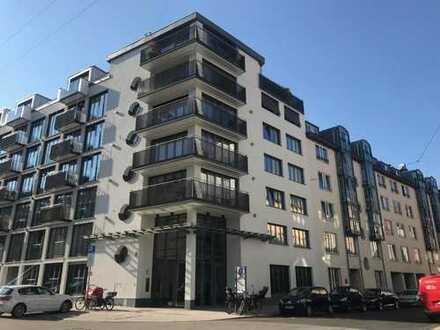 PREMIUM LAGE BOGENHAUSEN PRINZREGENTENTHEATER LUXUS 4 Zimmer Wohnung + Süd-west-Balkon zum Innenhof