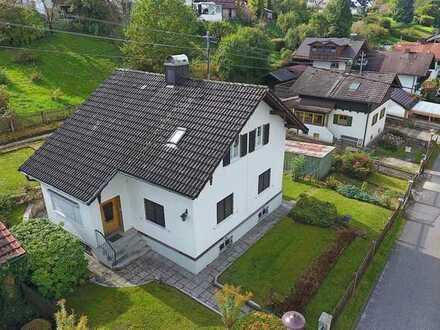 Baugrundstück für eine DHH in Peißenberg!