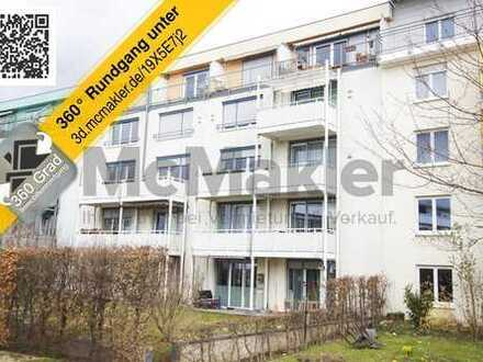 Attraktive Maisonette-Wohnung mit Terrasse