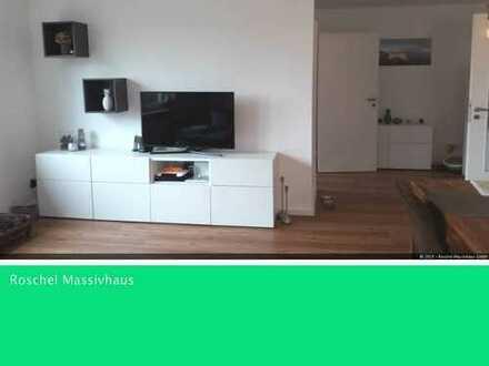 Gepflegte 3ZKB-Wohnung in ruhiger Lage in Riegelsberg