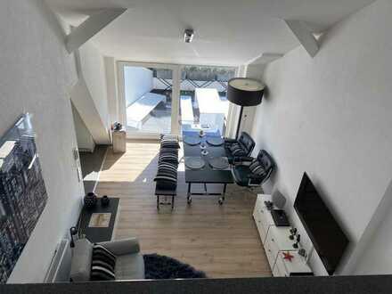 Hochwertig Möblierte Wohnung mit Separatem Eingang