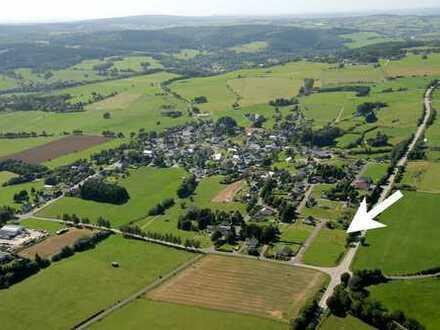 Baasem in der Eifel – herrlicher Ausblick und gute Anbindung