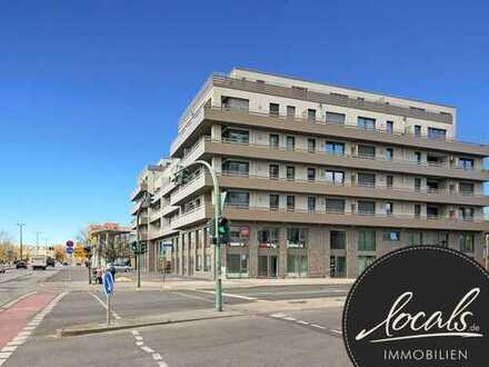 Attraktive 2-Zimmer-Wohnung mit Sonnenbalkon und Stellplatz!