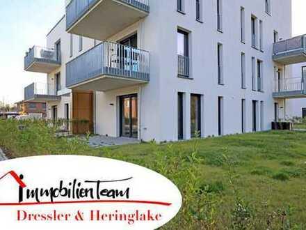 PARKSTADT EGGERSTEDT | komfortable 3 Zi.- Whg. mit Garten & Terrasse