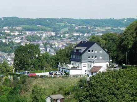Restaurant/Café in bester Lage mit Aussicht über Wuppertal