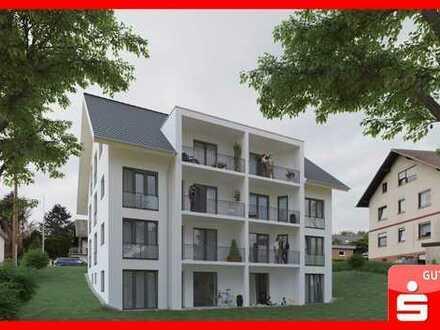 7 Neubauwohnungen in Stadtrandlage von Waldbröl!