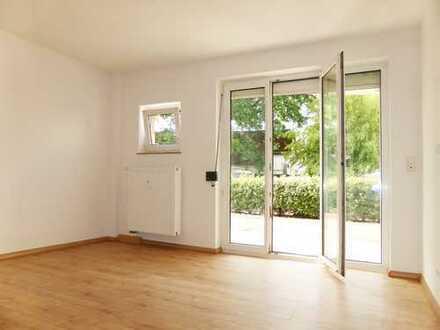 1-Zimmer Apartment mit Terrasse in ruhiger Lage in Radebeul