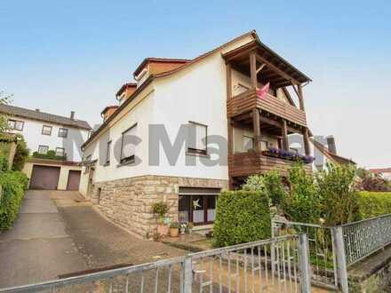 2-Zimmer-Wohnung sofort verfügbar in begrünter Wohnanlage von Zell am Main