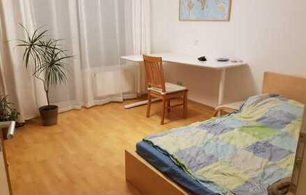 Möbliertes WG-Zimmer