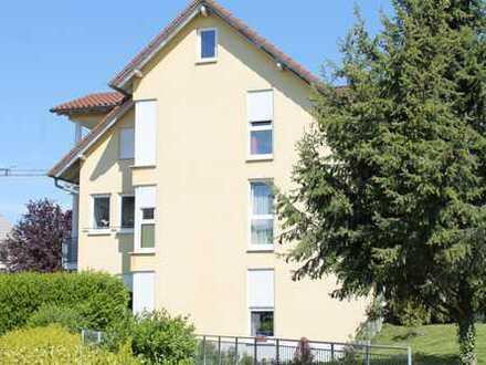 ** Bad Krozingen** Ihr neues Zuhause wartet auf Sie** 4 Zi. Mais. Whg. mit Balkon und TG-Stellpl.**