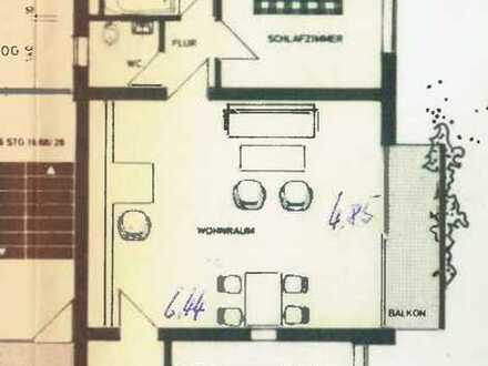 Gepflegte 2-Zimmer-Wohnung mit Balkon in Frankenthal (Pfalz)