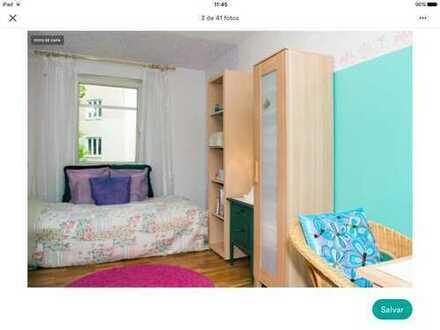 Schnuckliges Zimmer in Mädels-WG