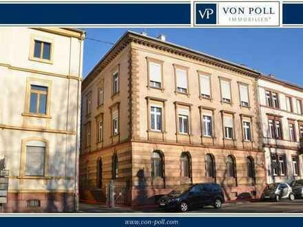 Stilvolle Büro-/Geschäftsräume in historischem Gebäude