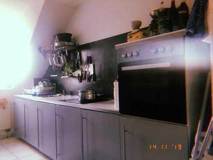 Gepflegte 3-Zimmer-Wohnung mit Balkon und Einbauküche in Bad Sobernheim