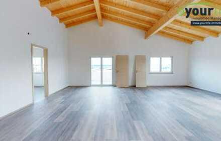 Neubau! Moderne, tolle 4 Zimmer Wohnung im Penthouse-Stil in Haldenwang