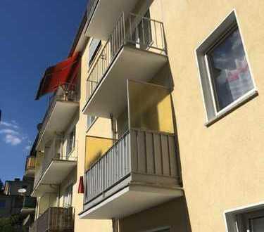 Schöne 2,5 Zimmer-Wohnung im Erdgeschoss zu vermieten