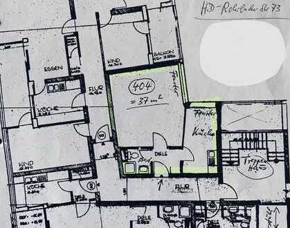 198.000 €, 38 m², 1 Zimmer