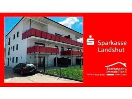 Wohnung in Neubau-Mehrfamilienhaus in attraktivem Wohngebiet!