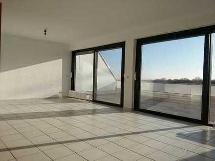 Großzügige 2-Zimmer-Wohnung mit Sonnenterrasse und fantastischer Fernsicht