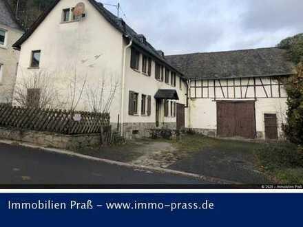 Top-Gelegenheit! Ehemaliges Bauernhaus mit Nebengebäude in Kellenbach bei Kirn/Nahe